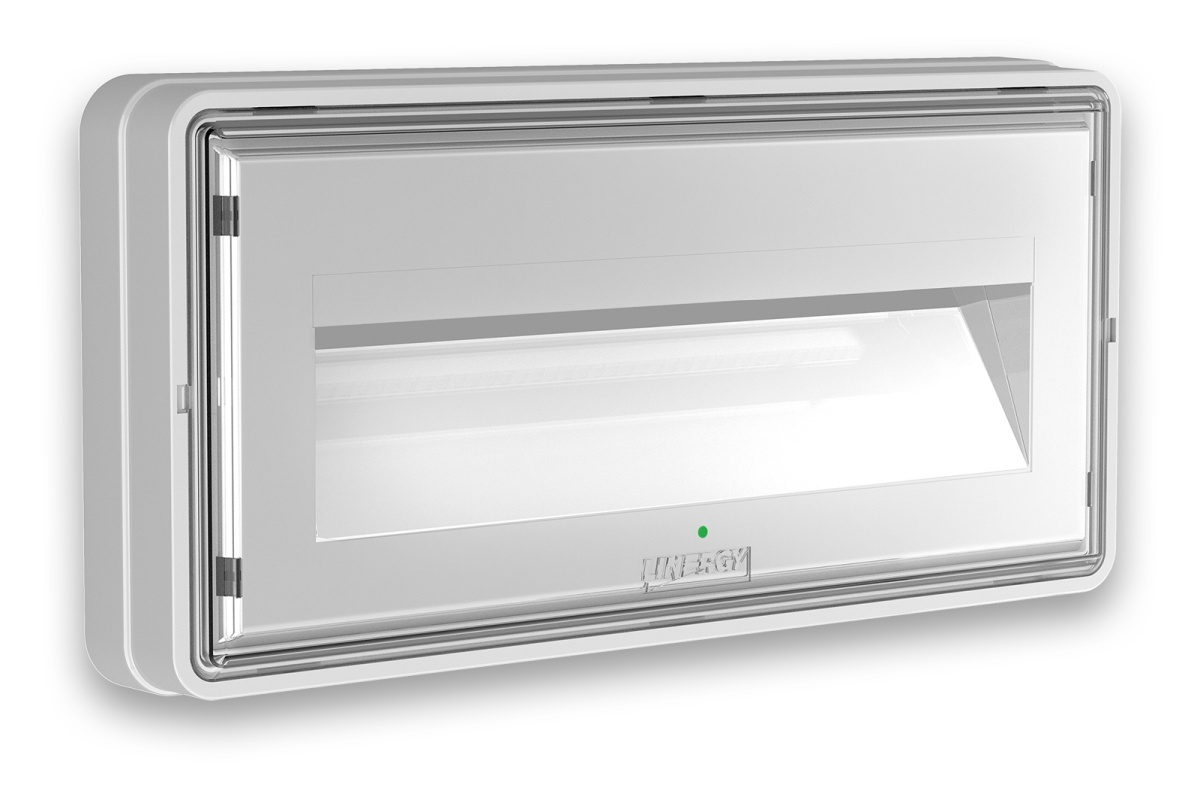 CRISTAL Wall 4W 180lm 3h IP65 NP