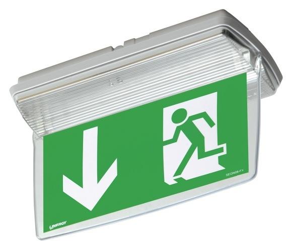 Panneau de signalisation STEP Led