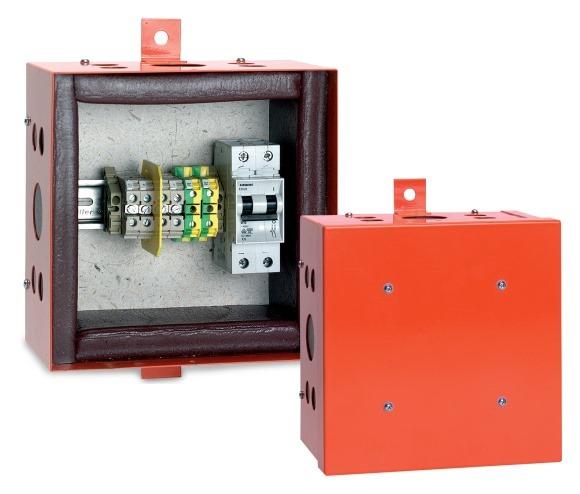 Tableau divisionnaire RF30 pour les luminaires